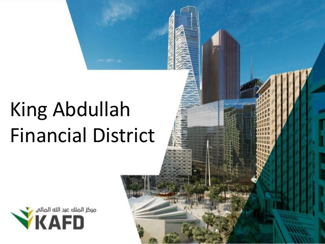 king abdullahfinancial district